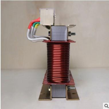 厂家定制铜芯电容补偿柜用输入电抗器 变频三相交流电输入电抗器