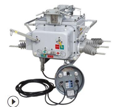 户外高压永磁真空断路器ZW43-12G/M630-20 高压真空断路器