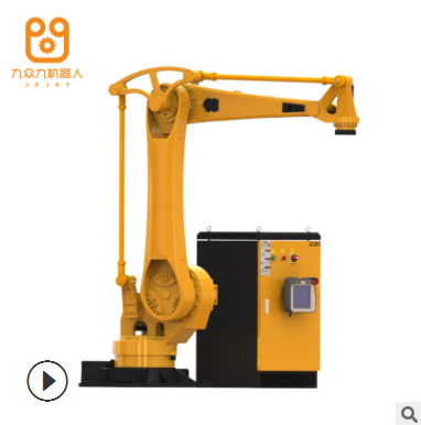 九众九厂家直销 工业机械手 四轴码垛机器人 纸箱袋装码垛机械臂