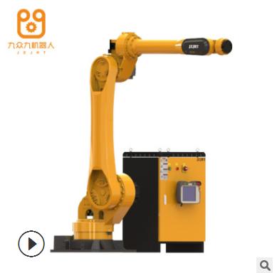 九众九五金加工六轴冲压机器人厂家 冲压机械手工业机器人机械手