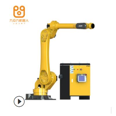 九众九载重100kg工业六轴码垛机器人 汽车行业搬运上下料机器手臂