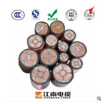 江南电缆中低压阻燃 YJV3*16 国标铜芯铠装电力电缆 厂商直营