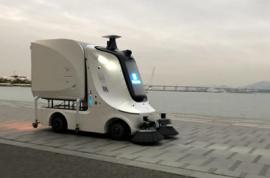 从机器人新物种看城市环卫的未来