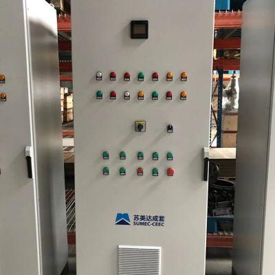 一体化泵站智能控制柜格栅六合厂家直销上门指导安装调试