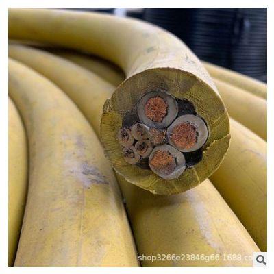 MCP0.66/1.14kv3×50+1×16+4×4mm煤矿用采煤机屏蔽橡套软电缆