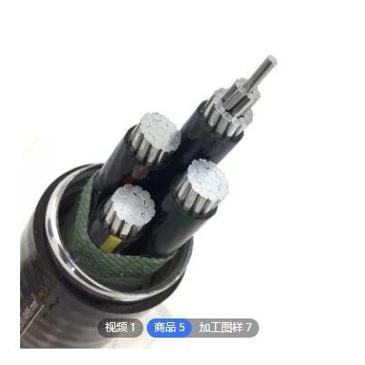 铝合金电缆电力电缆电线电缆生产厂家tc90yjlhv22国标型号齐全