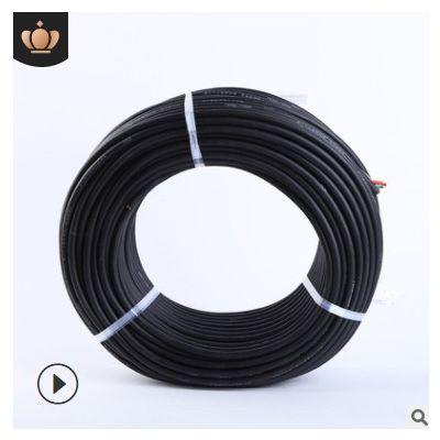 国标YZ橡套软电缆无氧铜电缆YC纯铜芯电线2/3/4/5/6芯橡胶电源线