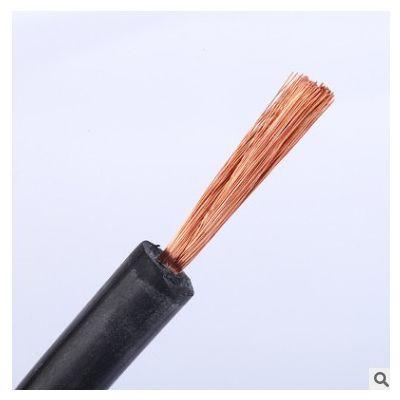 现货供应焊机线紫铜线电焊机软电缆橡套焊把线橡套电缆电焊机线