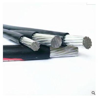 厂家供应铝芯绝缘架空线 JKLYJ/JKLGYJ型号电缆线 低压单芯铝芯线