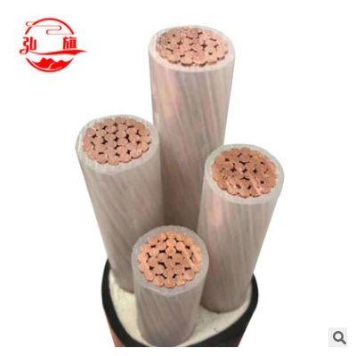 厂家供应 YJLV/YJLV22铜芯电缆线 4+1芯低压铜芯电缆阻燃电缆