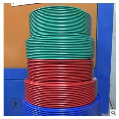 珠光电缆厂家直供ZC-BVR 6平方 多芯 铜芯电线家装线正国标
