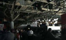 CES展会突遭停电,没有电,现代科技还有什么