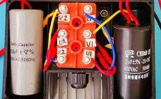 电容放电伤人,电工经常碰到,老电工教我一招,再也不会电到人了