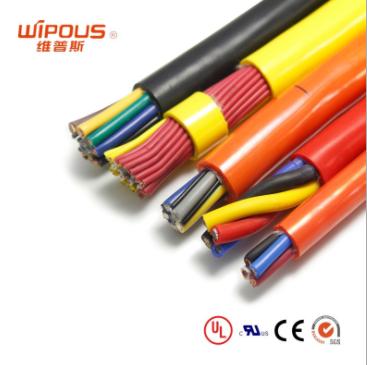 厂家直销 UL美标认证 按需制定 3*10AWG 多芯线2517